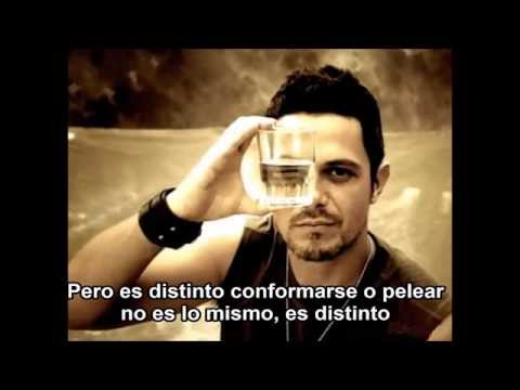 Alejandro Sanz - No Es Lo Mismo Lyrics | MetroLyrics