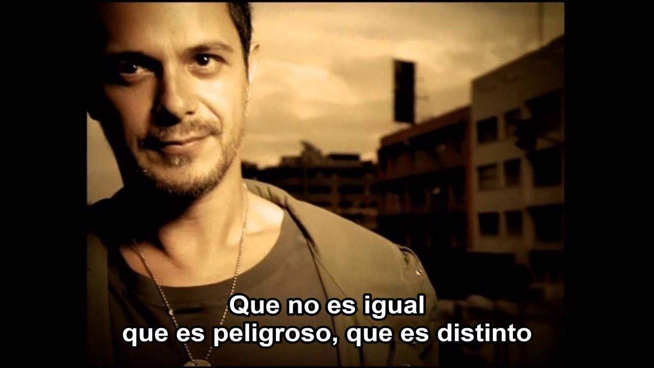 Alejandro Sanz - No es lo mismo (LETRA) - YouTube