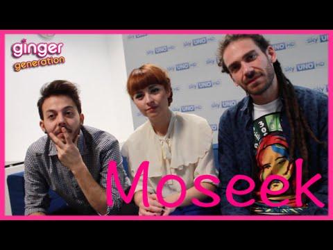 X Factor 9 - Intervista ai Moseek