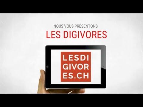 Les DIGIVORES - Agence Web & Digital Marketing à Genève et Lausanne