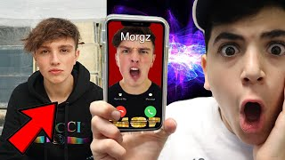 DO NOT CALL THE REAL MORGZ AT 3AM!! (HE BROKE INTO MY HOUSE!)