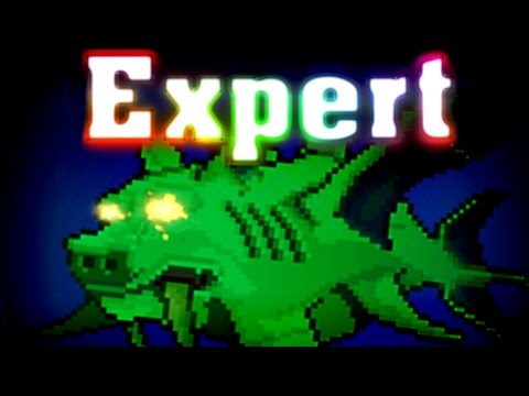 Duke Fishron! Terraria Expert Mode #15