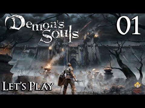 Demon's Souls Remake - Let's Play Part 1: Return to Boletaria