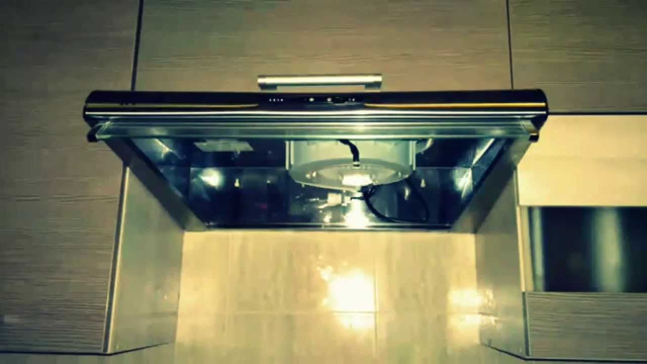 Okap Kuchenny Przyłącze Do Wentylacji Kitchen Extractor Hood For Ventilation Connection