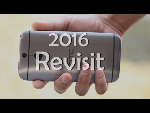 2016 Revisit: HTC One M8