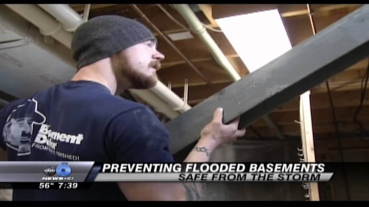 Preventing Flooded Basements Ron Greenbaum The Basement Doctor - Basement doctor