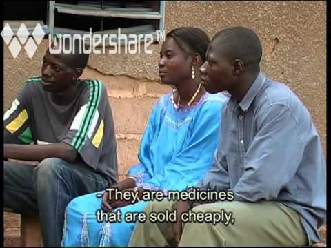 Tiim Burkina Faso Street Vendors