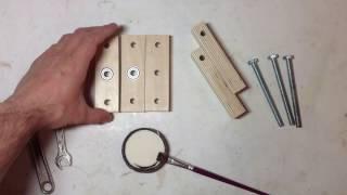 видео Кондуктор для сверления отверстий: можно ли сделать своими руками?
