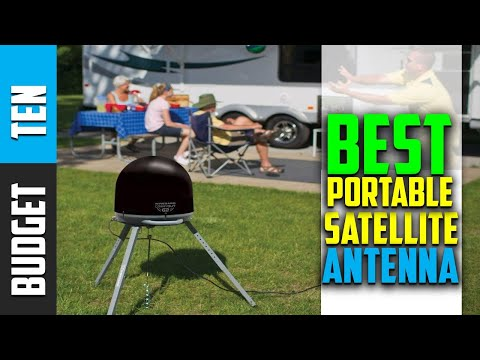 10 Best Portable Satellite Antennas 2020
