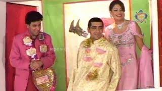 Zafri khan | Lucky Dear | Tariq Teddy | Saima khan - Stage Drama Clip