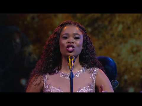 Pretty Yende on Late Show