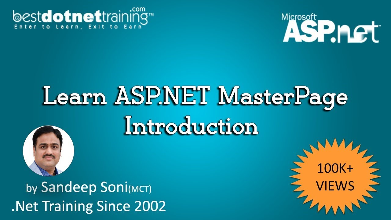 Asp. Net tutorial for beginners 04 loading up the default aspx.