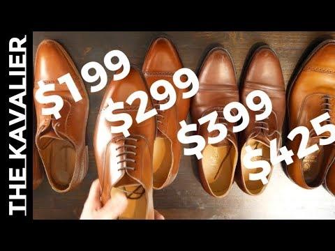 Suitsupply Dress Shoes Unboxing - Compared to Allen Edmonds, Paul Evans, Beckett Simonon