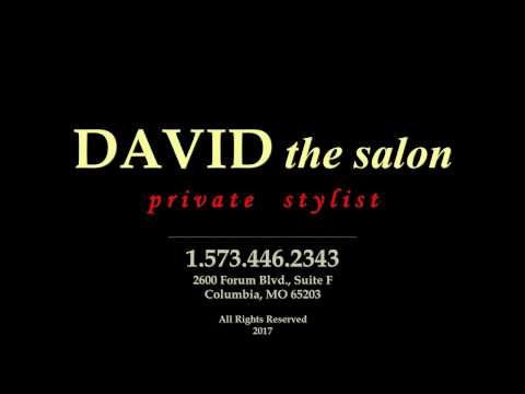 The best hair salon in Columbia, MO in 2017 - DAVID the salon - CoMo -