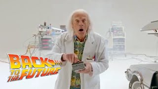 Doc Brown Comes