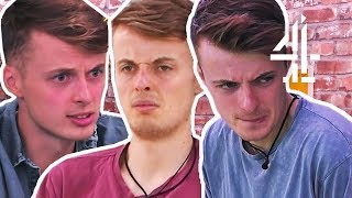 Catfish Discovers the Ups and Downs of Pretending to Be a Girl!   The Circle
