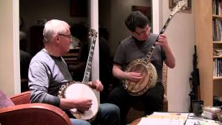 """Tishomingo Blues"" on plectrum banjos"