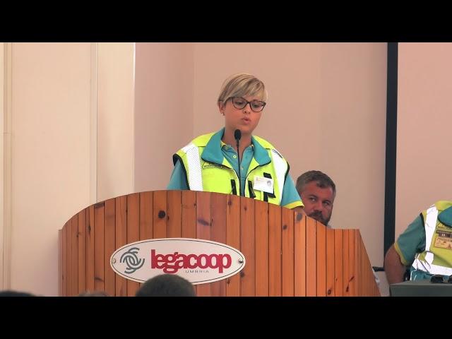 Parola ai volontari del Servizio civile  BANDO SISMA – SETTORE ASSISTENZA