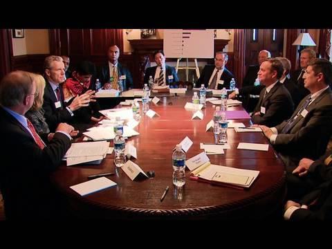 Forum on Modernizing Government: Streamlining Operations 1