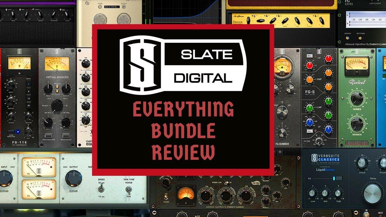 Slate digital vmr bundle   Slate Digital VMR Complete Bundle v1 5 0