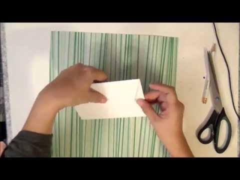 Justafew~ Envelope Template Tutorial