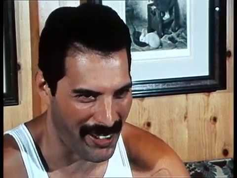 A al Prostitute: Freddie Mercury  1984 - Color Correction Test