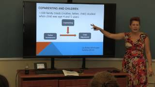 Coparenting and Young Children's Development Colloquium with Sarah Schoppe-Sullivan, PH.D.
