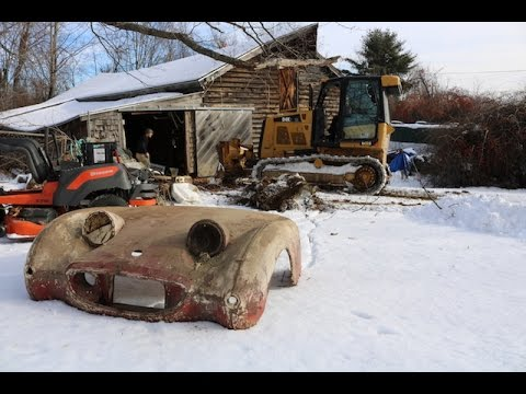 DustyOldCars Epic Barn Find! 1/2/2017