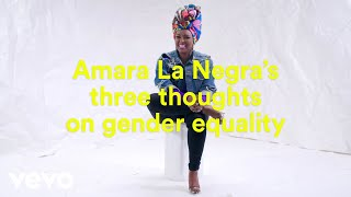 amara la negra amara la negras three thoughts on gender equality