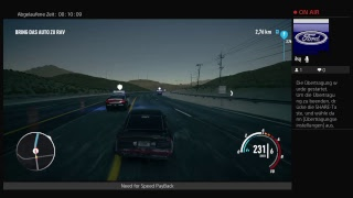 Need for Speed PayBack Neues Stillgelegtes Auto 19.02.2019