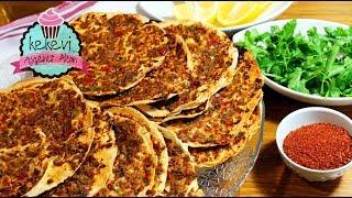 Pratik Enfes Lahmacun Tarifi (Hazırları Aratmayacak Lezzetde) Ayşenur Altan Yemek Tarifleri