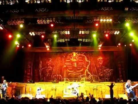Iron Maiden, Somewhere inTime, Susquehanna Bank Center June 2008