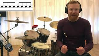 Eight Notes (Quavers): Basic Music Theory For Drummers, Part 2