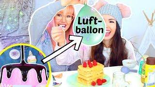KOMPLETT CHAOS 😫 mit Luftballons Torte backen 💥 | ViktoriaSarina