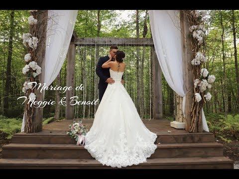 Mariage de Meggie \u0026 Benoit ♥ Wedding Day ♥ RECAP