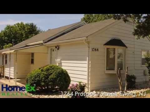 Ewing Real Estate Home Tour - 1764 Prospect Street, Ewing, New Jersey