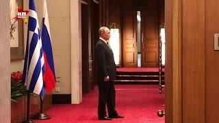 Как Путин ждал Ципраса