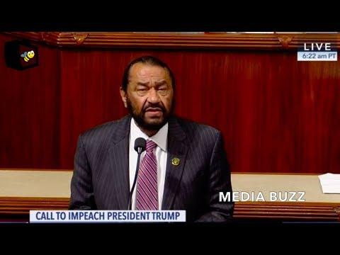Al Green Introduces Impeachment Resolution Against Trump 11918