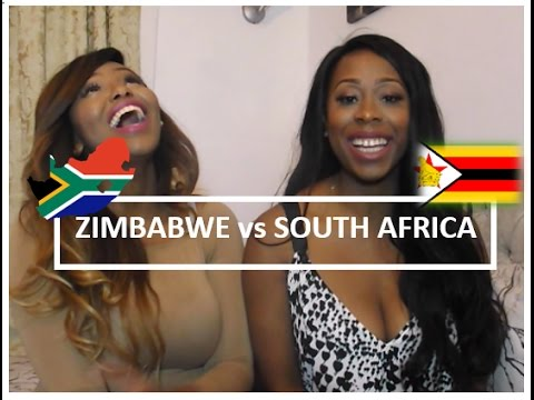 Zimbabwe vs South Africa: Language Tag