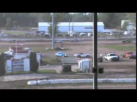 Street Stock Heat 2 Seymour Speedway 6/21/15