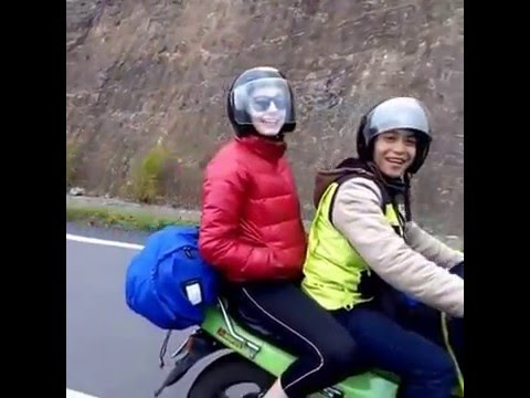 Da Lat easy rider trip with Dalat Happy Tours