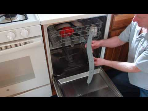 How to Clean Dishwasher Filter and Spray Arms