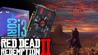 RX570 + I3 9100F + 16GB - Red Dead Redemption 2