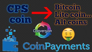 How To Exchange Cps Coin To Btc
