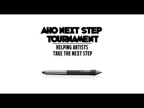 Malik Shabazz interview   Artists Hang Out Next Step Tournament 2017