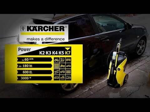 karcher k7 premium full control plus en acci n youtube. Black Bedroom Furniture Sets. Home Design Ideas