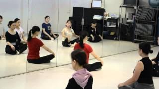 """大人のためのバレエ教室""""に新しいクラスが開講。"""