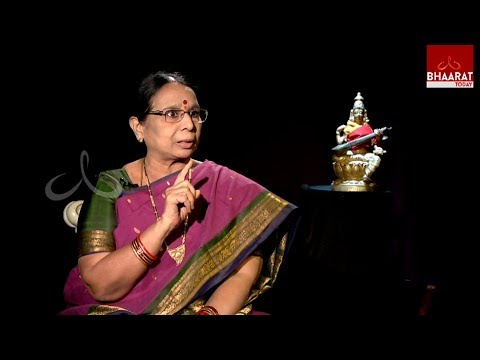 Smt. Sandhya Lakshmi | Gopuram fame I Cheppalani Undi (చెప్పాలని ఉంది) | 18 June 2017 #BhaaratToday