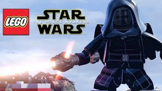 LEGO Star Wars: The Force Awakens - First Order Siege of Takodana Trailer