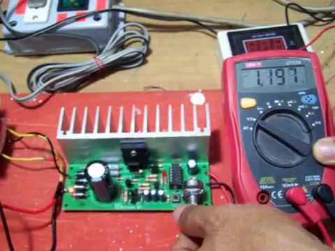 0 50V 3A Variable DC power supply